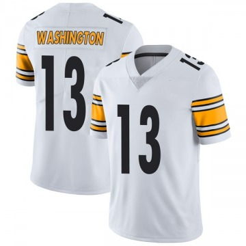 Men's James Washington Pittsburgh Steelers Nike Limited Vapor Untouchable Jersey - White